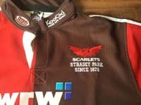 Classic Rugby Shirts | 2006 Llanelli Scarlets Vintage Old Jerseys